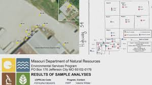 Camden County Maps Mdnr Sampling Verifies Tce Dumping On Camden County Property In 1970s