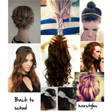 hairstyles for back to school for long hair back to school hairstyles ideas the xerxes