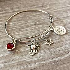 silver plated bracelet charms images Charm bangle silver plated bangle bracelet charm bracelet jpg