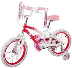 amazon kitty u0027s bike pink white 16