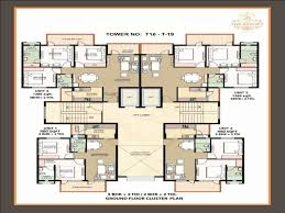 floor layout plans u2013 omaxe the resort mullanpur new chandigarh