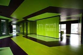 oberwall u2013 green color scheme of interior design by mayer