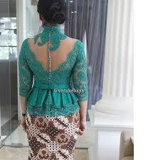 wedding dress batik 15 best kebaya images on batik dress batik fashion