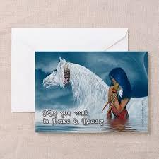 printable horse christmas cards native american greeting cards jobsmorocco info
