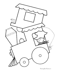 image gallery free printable preschool coloring pages
