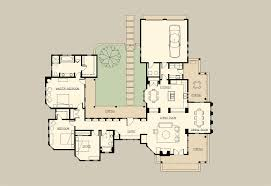 house plans with courtyard shaped house plans courtyard home architectural design building