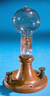 edison light bulb invention early light bulbs engineering and technology history wiki