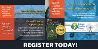 Make Resume Online Free No Registration by Federal Resume Writing Career U0026 Personal Growth Online Workshop