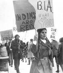 Records Of The Bureau Of Indian Affairs Bia 11 Bia Protest Jpg