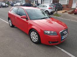 audi a3 with 16 000 genuine millage 2 keys and service history