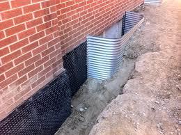 amazing diy exterior basement waterproofing with waterproofing