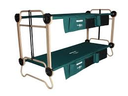 Bunk Bed Cots Disc O Bed O Bunk Cot With 2 Organizers Review Cing Cing