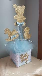 baby shower decorations boy ba shower centerpiece ideas for a boy best 25 ba shower baby