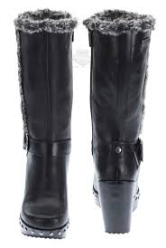 ladies harley riding boots 83882 harley davidson womens artesia with synthetic fur lining