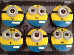 minion cupcakes minions cupcakes happy birthday cake minion cakes