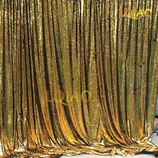 gold backdrop lqiao 8ftx8ft reversible sequin backdrop gold and black mermaid