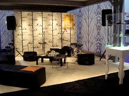 Basement Room Decorating Ideas Fascinating Cool Music Room Ideas For Your Hobbies Studio Basement