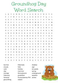 free printable groundhog word puzzle jinxy kids