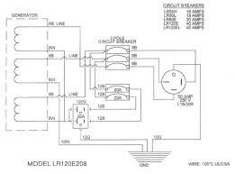 lr120e208 lr120e480 voltmaster portable generator 12000w