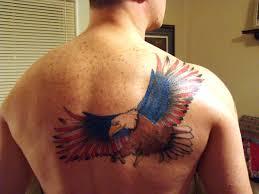 Patriotic Flag Tattoos 24 Patriotic Tattoos To Honor The 4th Of July Gallery Ebaum U0027s