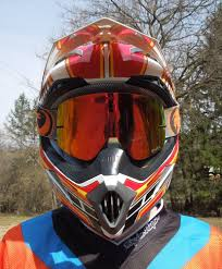 tinted motocross goggles dragon nfx goggle review