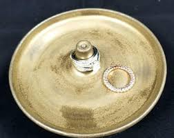 classic dish ring holder images Gold ring holder etsy jpg