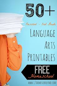 123 homeschool 4 me grammar 100 free printable games and