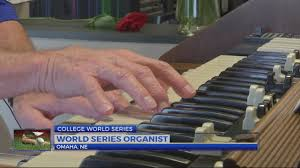 take me out to the ballgame u201d cws organist keeps classic tradition