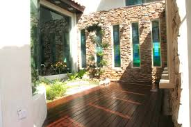 courtyard home designs for good interior 17 lovely plans corglife