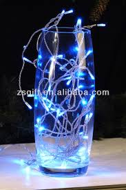 Lights In Vase Led Lights In Glass Vase With Noble Clear Light Christmas