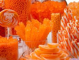 shades of orange orange candy buffet shades of orange mingle together in th u2026 flickr