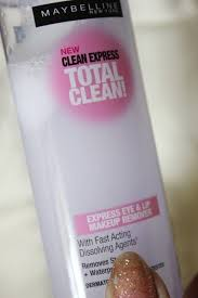 maybelline clean express total clean 6
