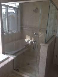 Discount Shower Doors Glass by Undefined Corner Frameless Shower Enclosure 8 Loversiq