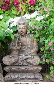 buddha garden ornament stock photos buddha garden ornament stock