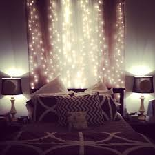 Lights For Bedroom Diy Fairy Light Wall Inspirations With Lights For Bedroom Picture