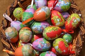 easter eggs decoration 50pcs lot easter eggs diy easter decoration idea rabbit