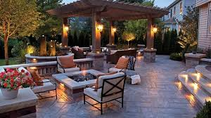 outdoor living pictures add hardscapes to your outdoor living space