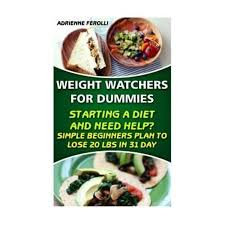 cuisine simple 67 weight watchers for dummies starting a diet and need help simple