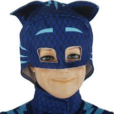 kids boys pj masks catboy connor cosplay costume halloween costume