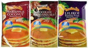 amazon com hawaiian sun premium coconut syrup grocery