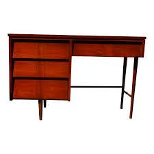 Mid Century Office Furniture by Ward Mid Century Modern Writing Desk By Ward Furniture Chairish