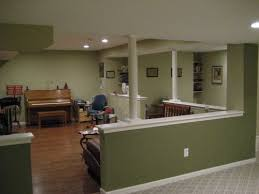 partition for living room house construction pinterest half