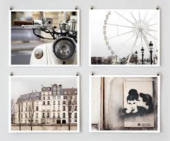 paris photography gallery wall prints fine art photography