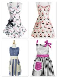 Custom Aprons For Women Adorable Aprons Home Entertaining Partyideapros Com