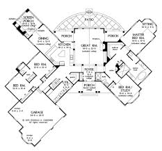 Donald A Gardner Floor Plans by European Style House Plan 4 Beds 3 00 Baths 2950 Sq Ft Plan 929 29