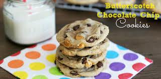butterscotch u0026 chocolate chip cookies 5boysbaker