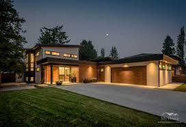 build my house fort langley modern blend my house design build