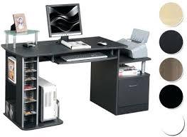bureau informatique 120 cm bureau informatique 120 cm bureau pour caisson bureau pour