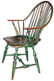 Antique Windsor Armchair Authentic Windsor Chairs A Guide To Identifying Antique Windsor