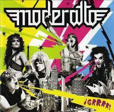 moderatto album cover glam rock 1970 pinterest